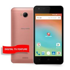 Cherry Mobile Flare S5 mini with Digital TV 4GB ROM (Rose Gold)