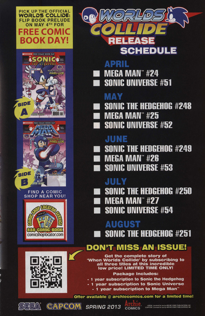 Read online Sonic The Hedgehog comic -  Issue #246 - 19