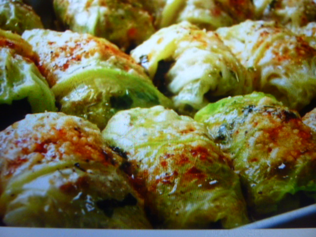 cucina della Bulgaria  sarmi