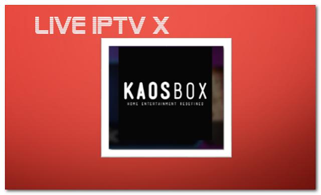 KAOSbox Repository