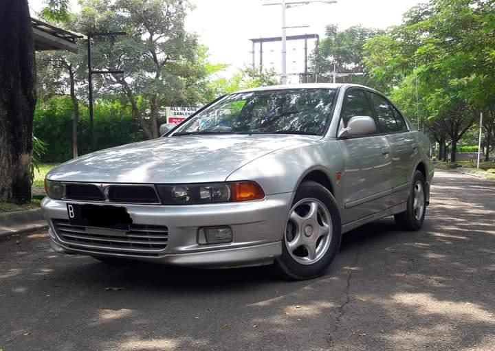 Mitsubishi Galant 2016 >> Galant Hiu V6 24 Matic 1998 Srt Lgkp Pajak Off 2016 Lapak