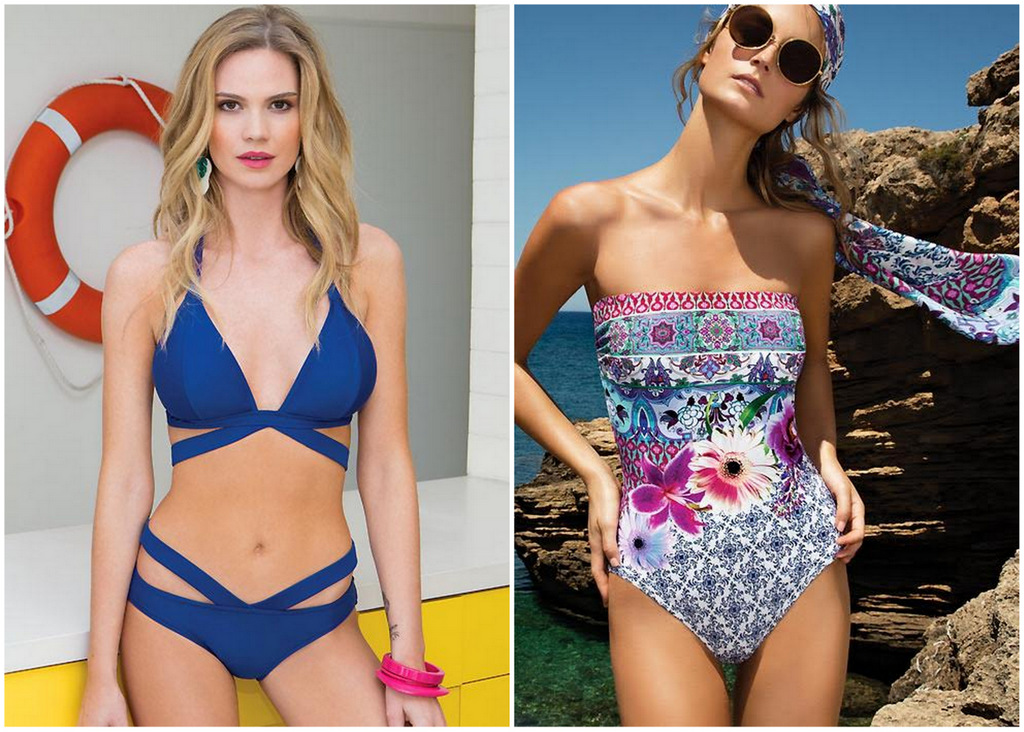 Swimwear Spring Summer Trends