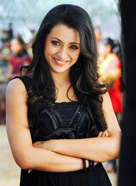 36 1 - Most Sexiest 100 Sexiest Photos Of Trisha Krishnan Hot Navel & Cleavage Collection