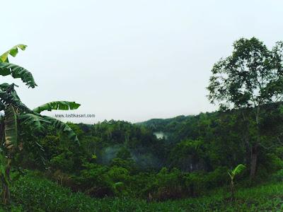 lokasi Batu Putu di Lampung