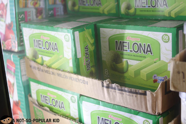 Melona Ice Drop - Melon