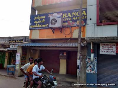 Kadambathur Plots - Kadambathur Super Market