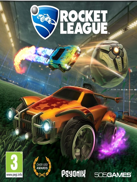 Rocket League Hot Wheels Edition ESPAÑOL PC