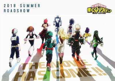 My Hero Academia / Boku no Hero Academia