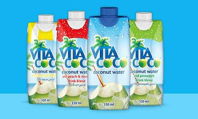 Up Your Winter Hydration Game With @VitaCocoZA Natural #CocunutWater