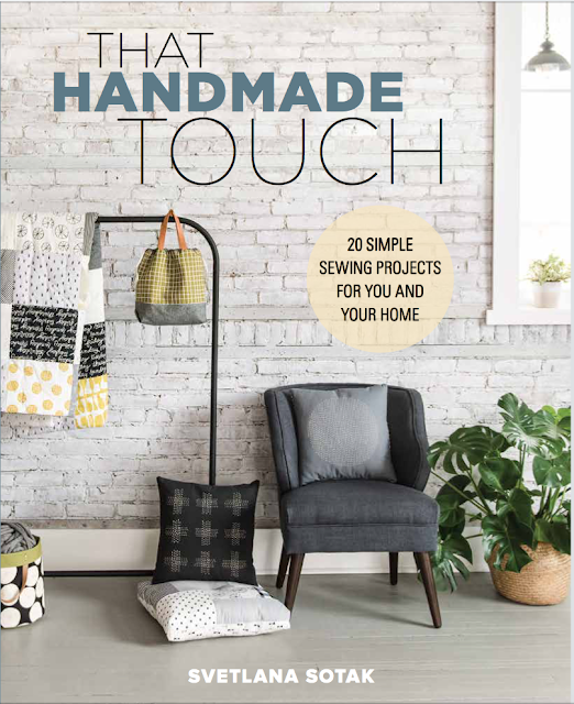 That Handmade Touch - my book