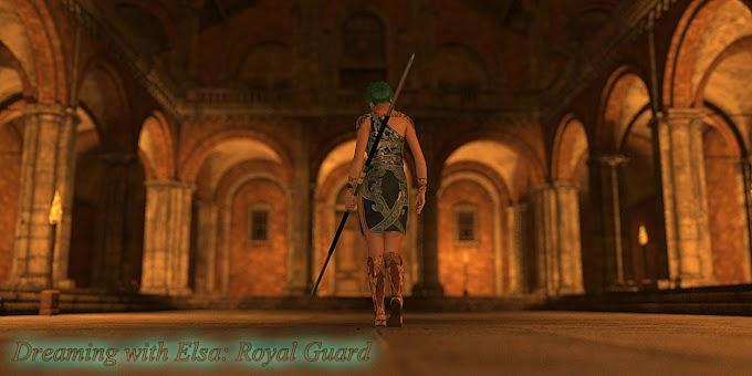 Dreaming With Elsa: Royal Guard [Tora Productions]