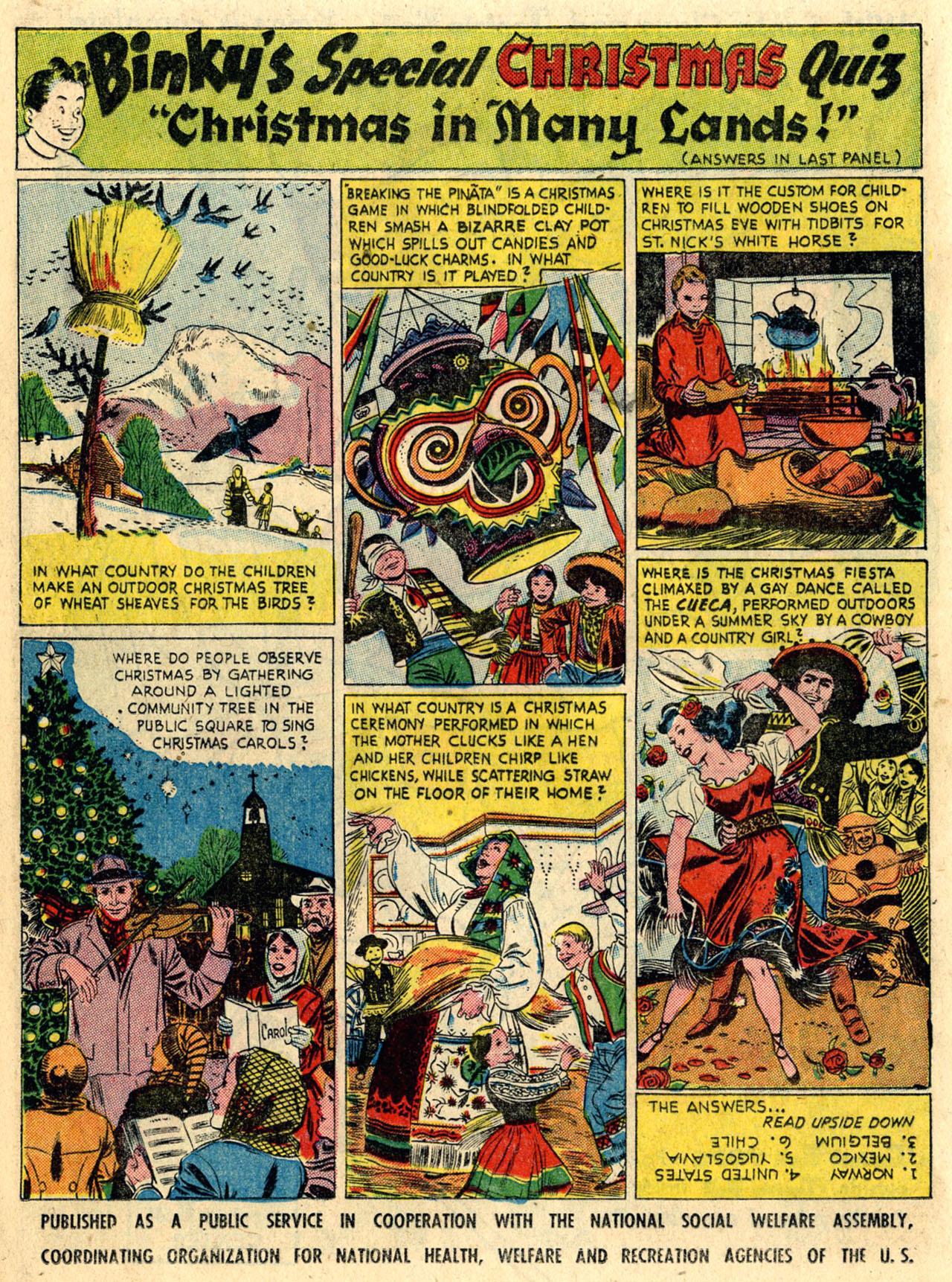 Read online Detective Comics (1937) comic -  Issue #216 - 16