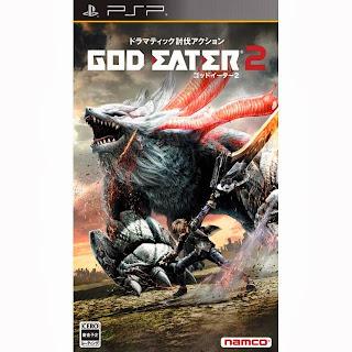 [PSP]God Eater 2[ゴッドイーター 2 ] (JPN) ISO Donwload