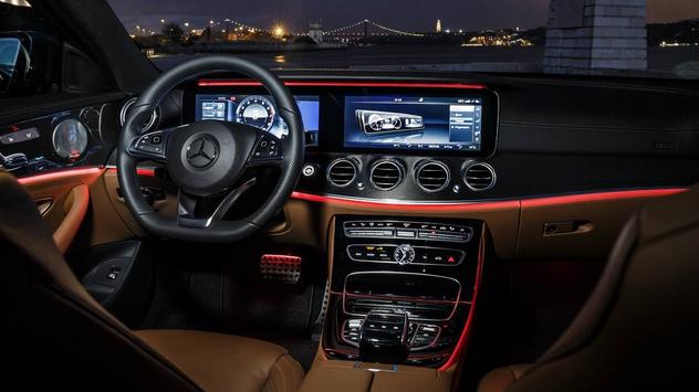 E400 coupe 2018 autos post - Mercedes e coupe interior ...