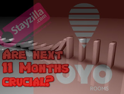 After StayZilla,  Are next 11 Months crucial for OYO rooms?