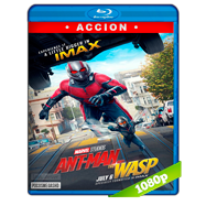 Ant-Man and The Wasp. El hombre hormiga y La avispa (2018) Full HD 1080p Audio Dual Latino-Ingles