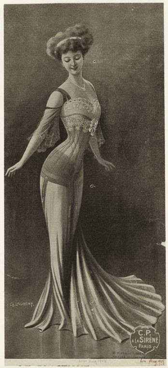 Roses In Garden: Edwardian Vintage Wedding Dresses - A Guide.