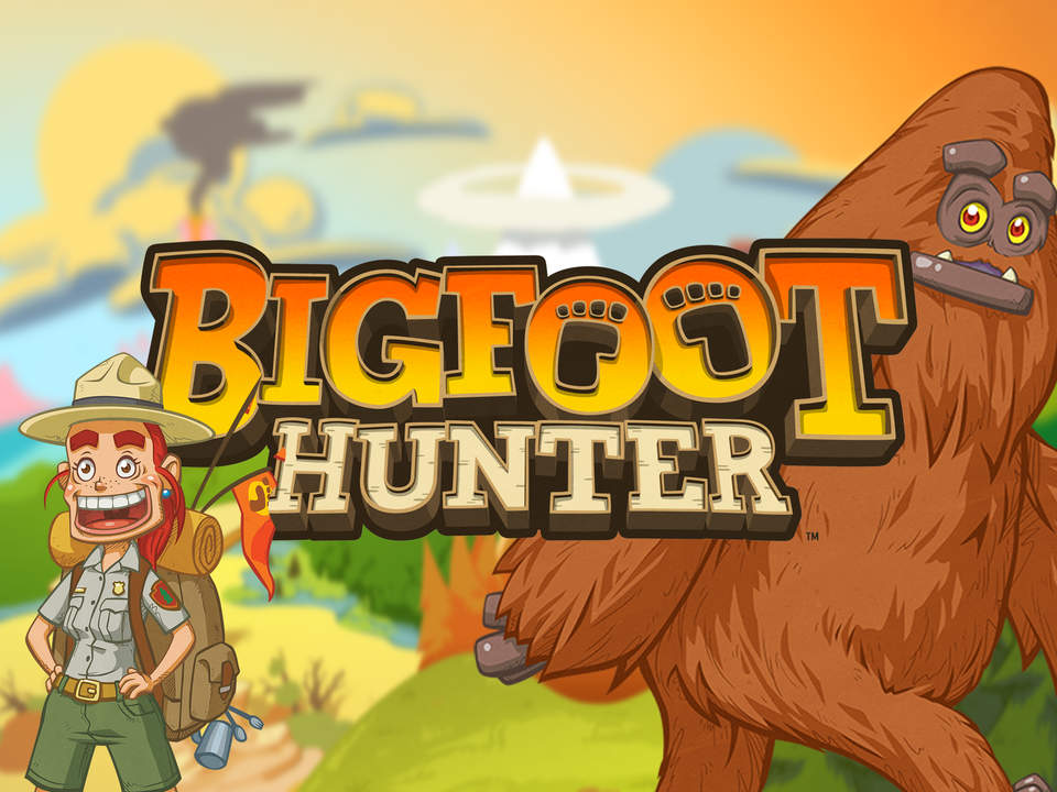 Bigfoot Hunter game allows you to
