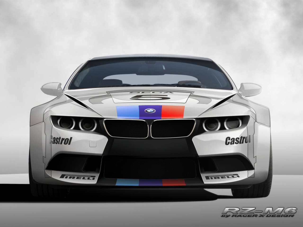 2009 bmw rz m6 by racer x design 2 pictures cars s