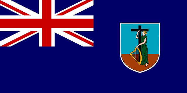 Bandera de Montserrat