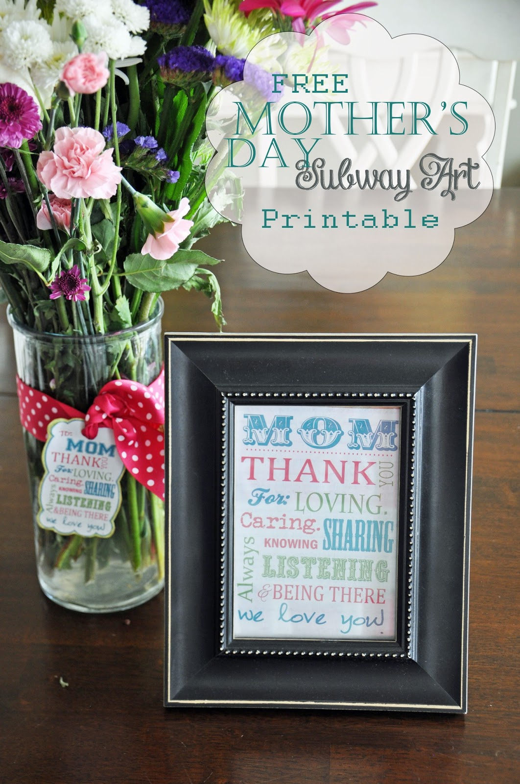 printable mother s day card for