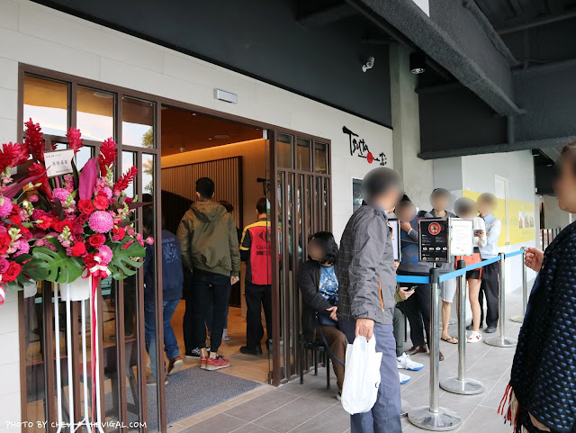 IMG 9917 - 台中西屯│Tsuta蔦 台中J-Mall店。世界第一碗米其林日本拉麵來台中囉!還有每日限定50碗的秘味噌口味唷!