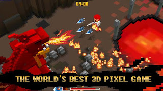 Cube Knight: Battle of Camelot Apk v1.07 (Mod Money)