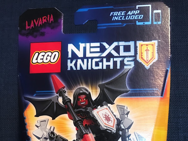 Giveaway: LEGO NEXO KNIGHT