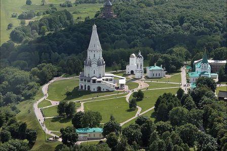 Kolomenskoye, Moskow