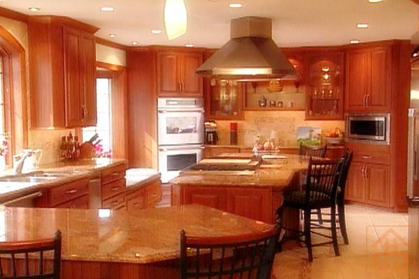 Kitchen Design Ideas and Layout