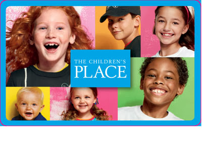 Children's Place Gift Card Giveaway!