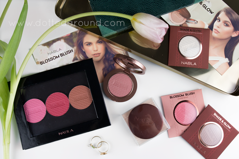 Nabla review blush blossom