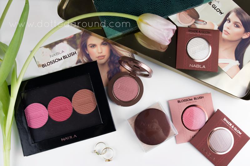 Nabla review blush blossom