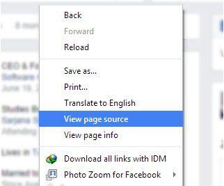 gambar cara mengetahui orang yang baru saja melihat facebook kita
