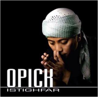 Download Lagu Opick Mp3 Album Istighfar (2005) Lengkap Rar,Lagu Opick, Lagu Religi, Album Religi, Opick,