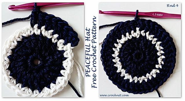 how to crochet, free crochet patterns, sleep hats, chemo caps, bald heads, hats, beanies,