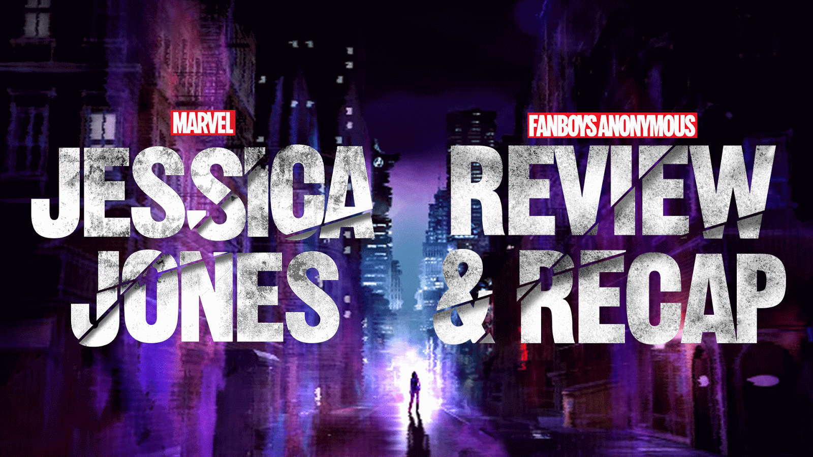 review Marvel's Jessica Jones Season 1 podcast