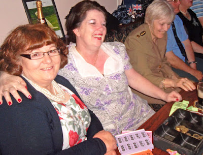 A Brigg Amateur Social Historians meeting being enjoyed at the Servicemen's Club - see Nigel Fisher's Brigg Blog January 2019