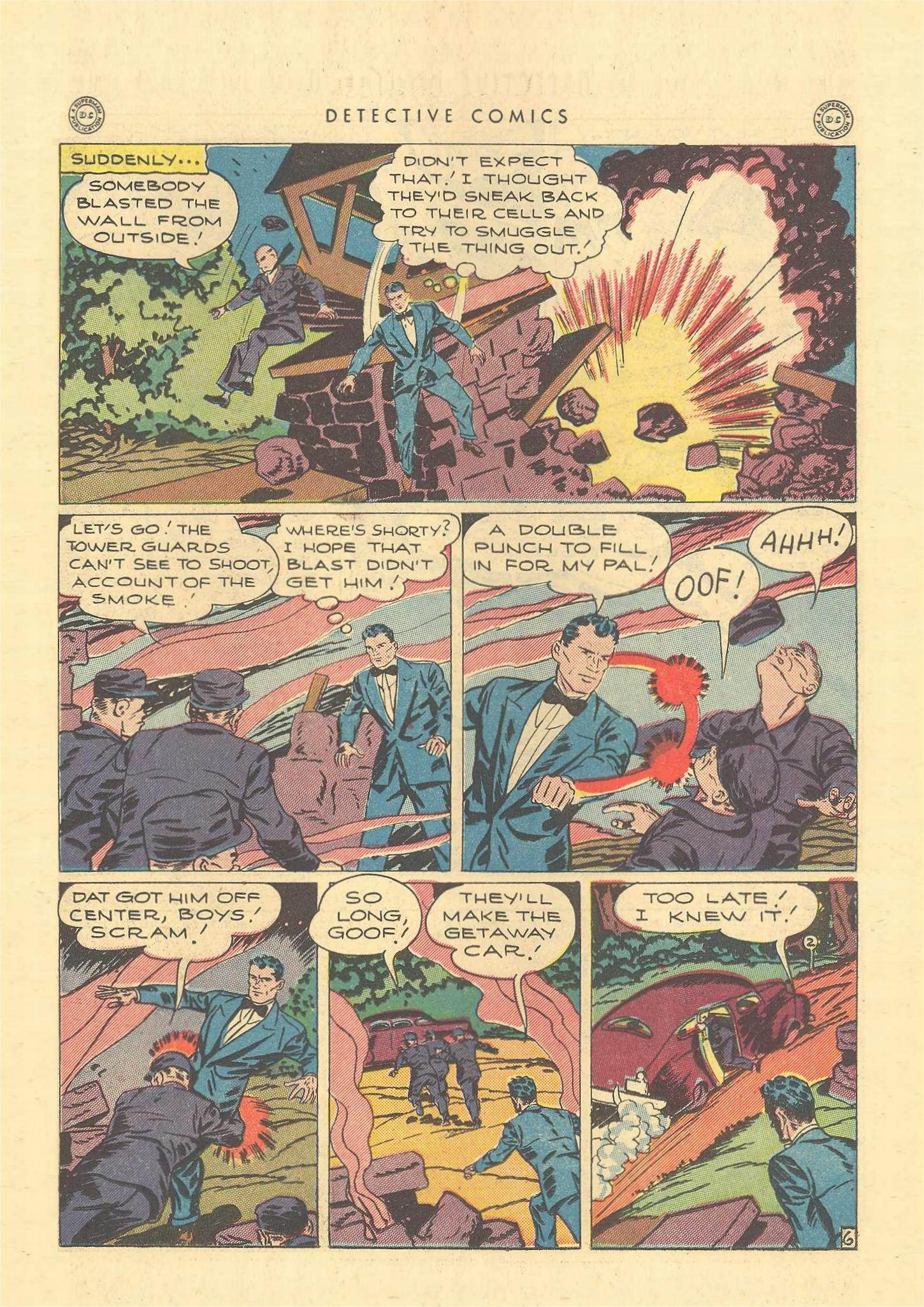 Read online Detective Comics (1937) comic -  Issue #109 - 21