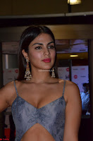 Rhea Chakraborty in a Sleeveless Deep neck Choli Dress Stunning Beauty at 64th Jio Filmfare Awards South ~  Exclusive 063.JPG