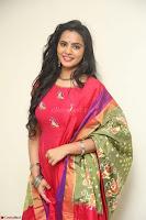 Manasa in Pink Salwar At Fashion Designer Son of Ladies Tailor Press Meet Pics ~  Exclusive 62.JPG
