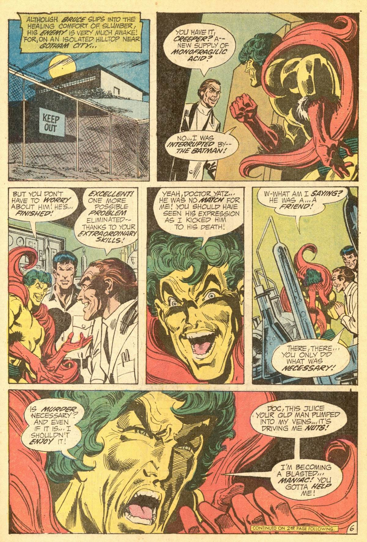 Detective Comics (1937) 418 Page 7