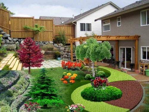 Dream House Designs: BEAUTIFUL BACKYARD DESIGNS on Dream House Backyard id=69400