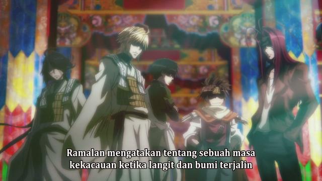 Saiyuuki Reload Blast Episode 10 Subtitle Indonesia