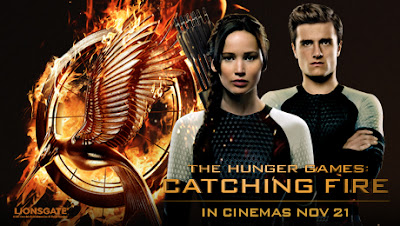 Catching Fire tickets on sale from Odeon.