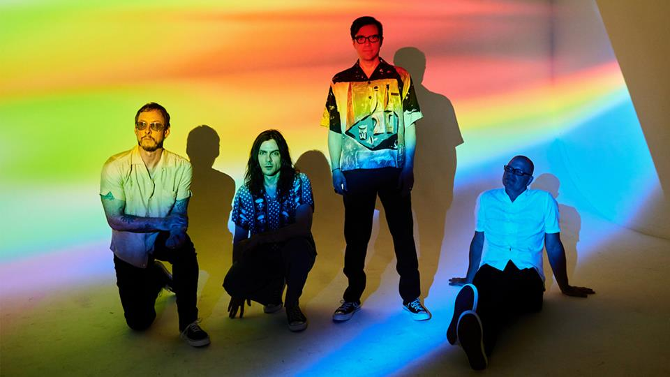 3d Daughter Pookie Porn - Weezer Continue Their Never-ending Color Series with Surprise Released  Covers Record \