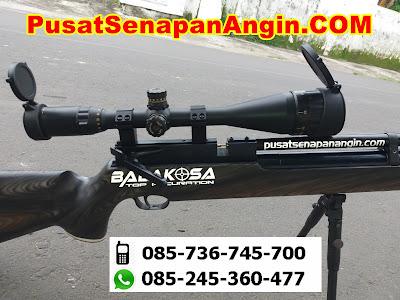 Harga Senapan PCP Air Arm Lokal Magazine Merauder