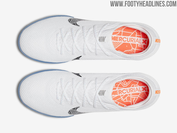 e9cf5b2f9 Clean  Nike MercurialX Vapor 12  Just Do It  Boots Revealed - Footy ...