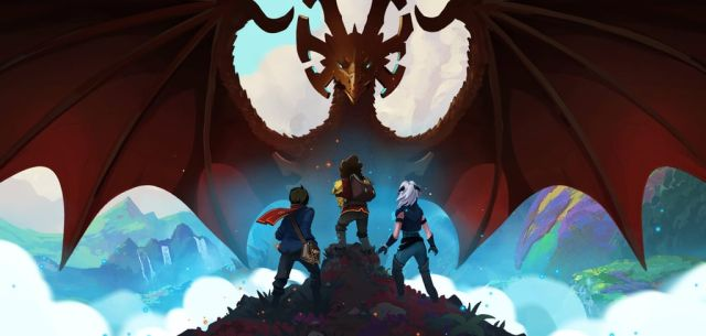 The dragon prince 2018 fanfiction crossover Naruto fanfiction