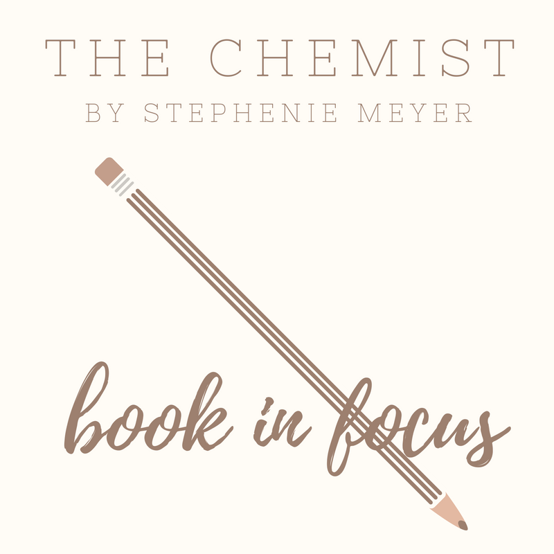 the chemist stephenie meyer pdf